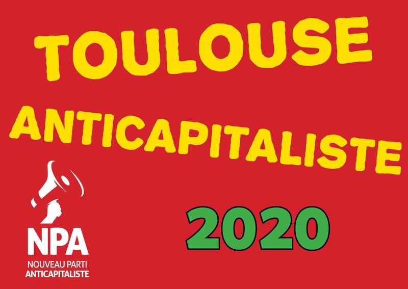 Liste Toulouse Anticapitaliste