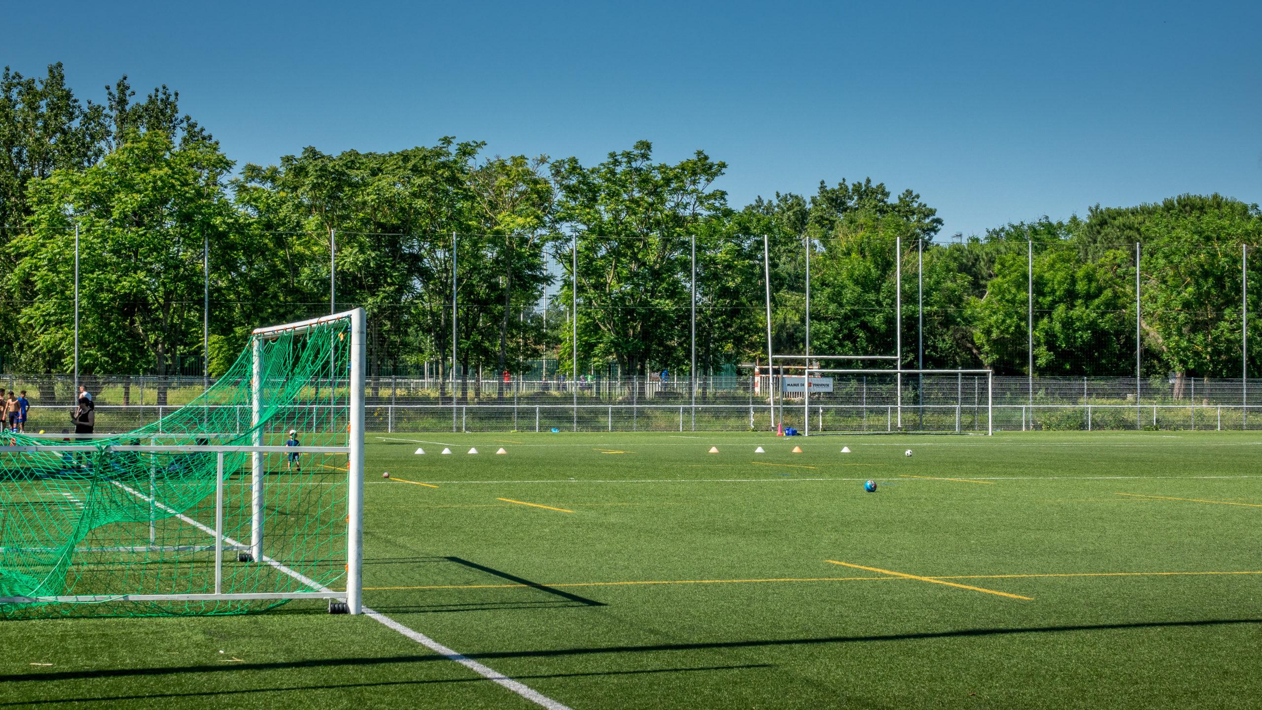 Lafourguette - Terrain de foot synthétique