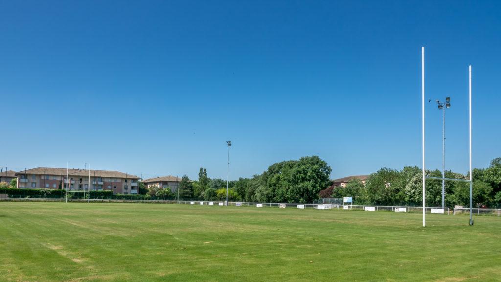 Lafourguette - Terrain de rugby