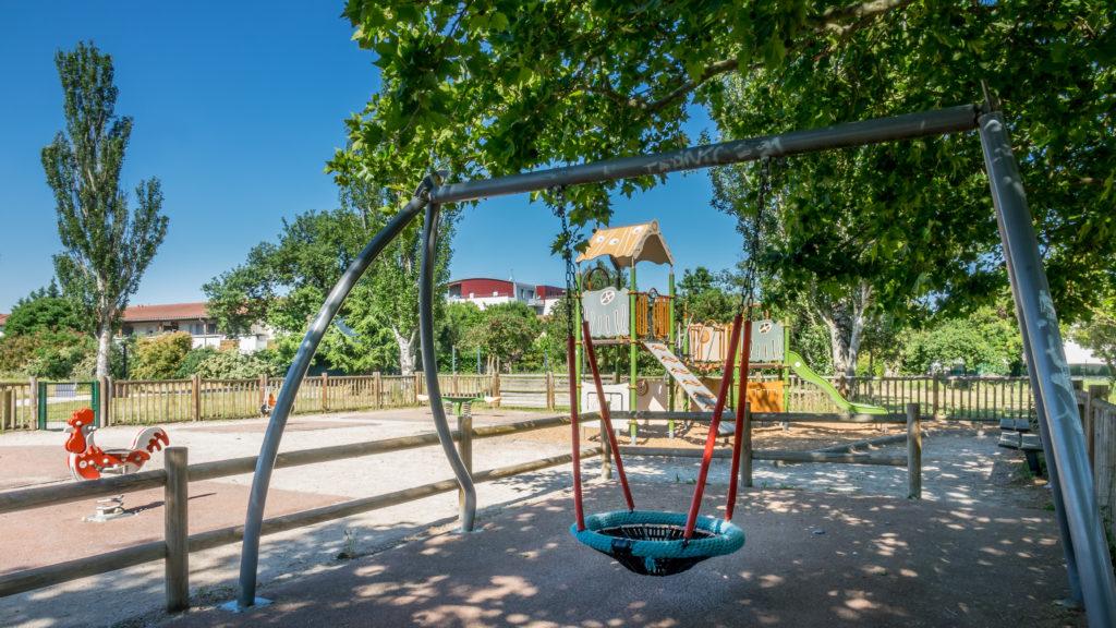 Lafourguette - Aire de jeux de Gironis
