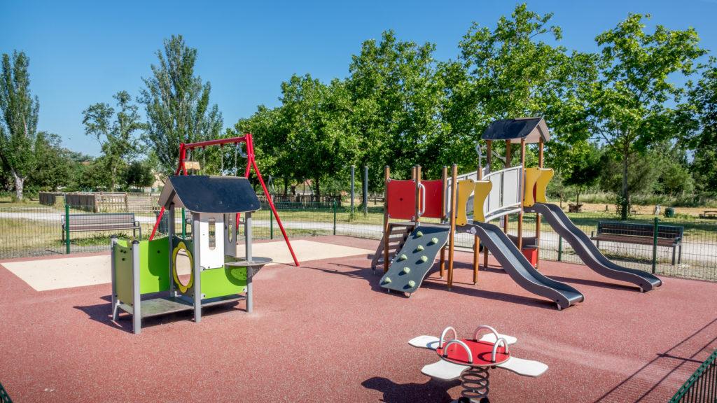 Lafourguette - Aire de jeux petite enfance de Gironis