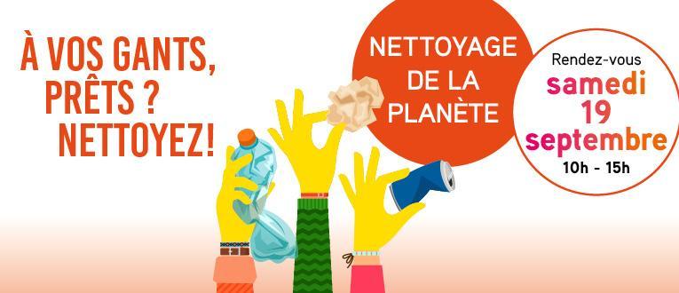 Toulouse Métropole - World CleanUp Day 2020