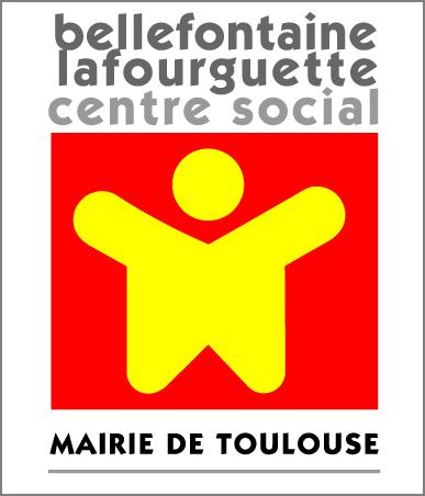 Logo du Centre Social Bellefontaine-Lafourguette